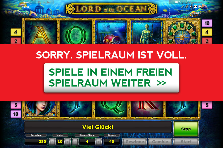 casino online ohne download lord of ocean