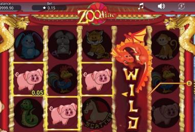 Zoodiac Spielautomat Kostenlos