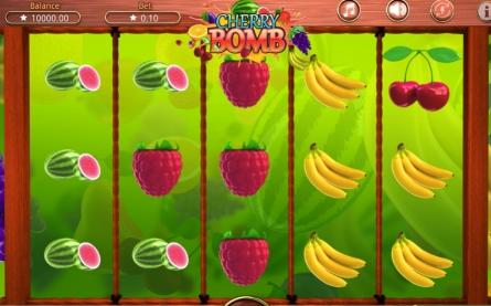 Cherry Bomb Spielaut…