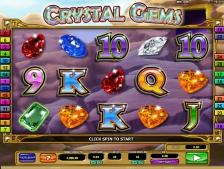 Crysal Gems Spielautomat