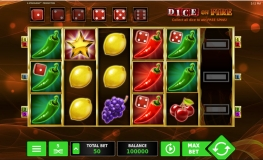 Dice on Fire Online Slotautoma…