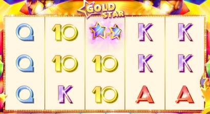 Gold Star Online Spielautomat
