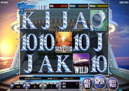 Slotmaschinen Spiele