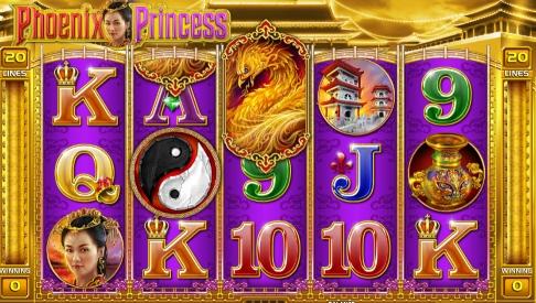 Phoenix Princess Kos…