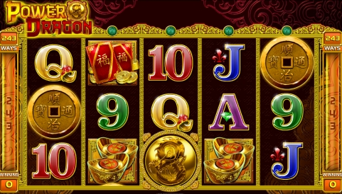 Power Dragon Slot gratis