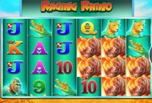 Ragging Rhino online Slot