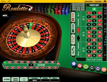Online Roulette gratis