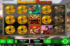 Samurai's Fortune Spielautom…