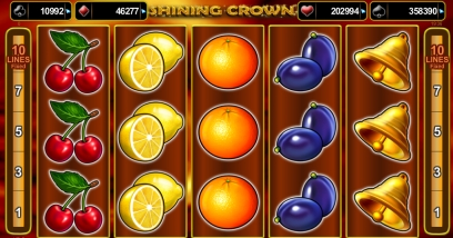 Shining Crown gratis Slot