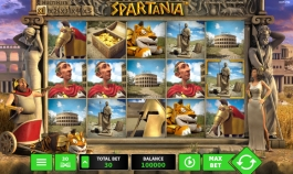 Spartania Online Slot