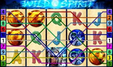 Wild Spirit Spielautomat grati…