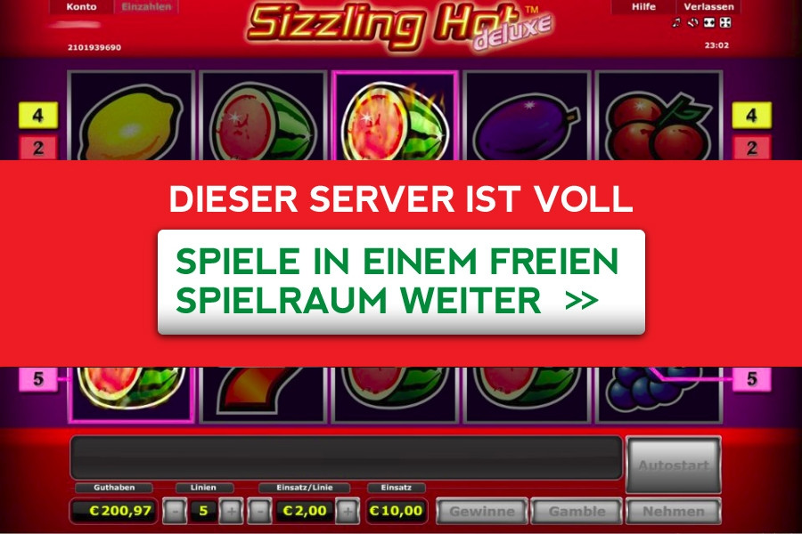 online casino bewertung sizzling hot deluxe download