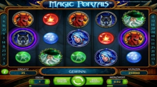 magic casino spielen